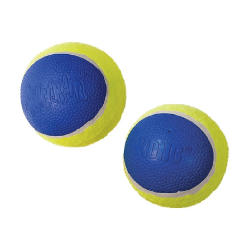 Kong Ultra SqueakAir Ball, Dog Tennis Ball Toy | Barks & Bunnies