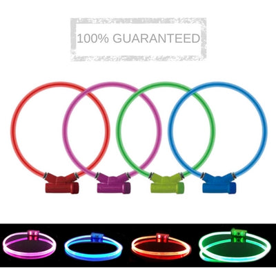 Lumitube Illuminated LED Collar