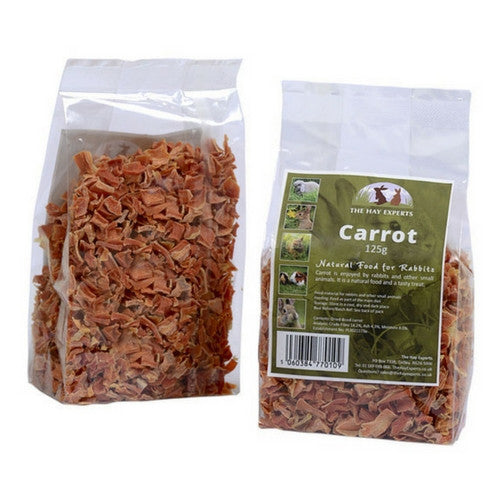 The Hay Experts Carrot, Natural Treats for Rabbits | Barks & Bunnies