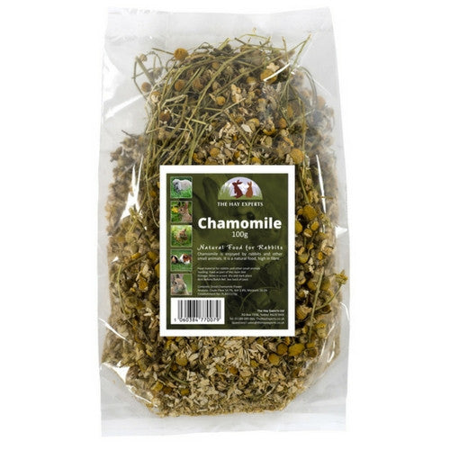 The Hay Experts Chamomile, Calming for Stressed Rabbits | Barks & Bunnies