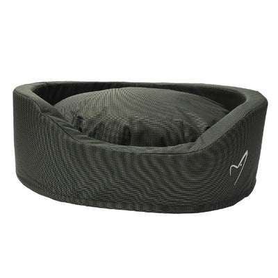 Gor Pets Outdoor Premium Bed Green, Water Resistant Dog Bed | Barks & Bunnie