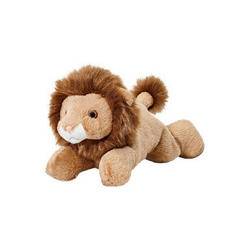 Fluff & Tuff Leo Lion, Durable Plush Dog Toys | Barks & Bunnies