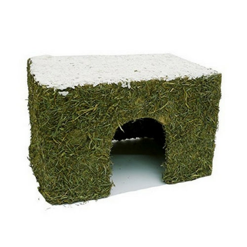 Rosewood Wintery Hay Cottage Christmas Toys for Pets | Barks & Bunnies