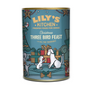 Lilys Kitchen Christmas Three Bird Feast for Dogs