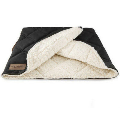 Bowl & Bone Republic Dreamy Bed Nero, Cave Dog Bed | Barks & Bunnies