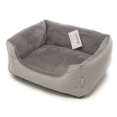 Gor Pets Ultima Bed Grey, Luxury Dog Bed | Barks & Bunnies