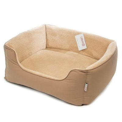 Gor Pets Ultima Bed Beige, Luxury Dog Bed | Barks & Bunnies