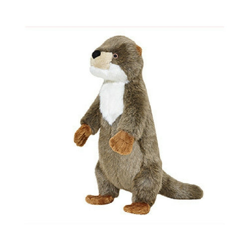 Fluff & Tuff Harry Otter, Durable Plush Dog Toys | Barks & Bunnies