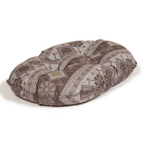 Danish Design Fairisle Deep Filled Quilted Mattress | Barks & Bunnies