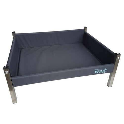 Henry Wag Elevated Dog Bed UK | Raised Dog Bed | Barks & Bunnies