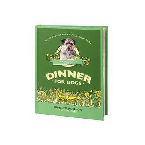 Lily's Kitchen Dinner for Dogs Recipe Book, Cookbook | Barks & Bunnies