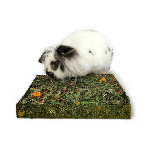 Rosewood Naturals Nibble 'n' Dig Meadow for Rabbits | Barks & Bunnies