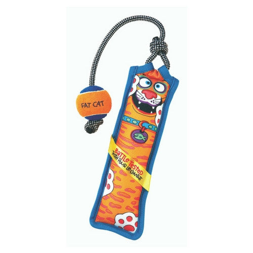Fat Cat Toss 'n Pull by Fat Cat Pet Toys Inc | Barks & Bunnies