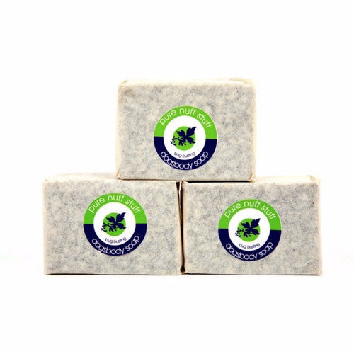 Pure Nuff Stuff Dogs Body Soap, Natural Dog Shampoo | Barks & Bunnies