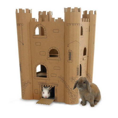 Castles Amp Mazes For Rabbits Amp Small Animals