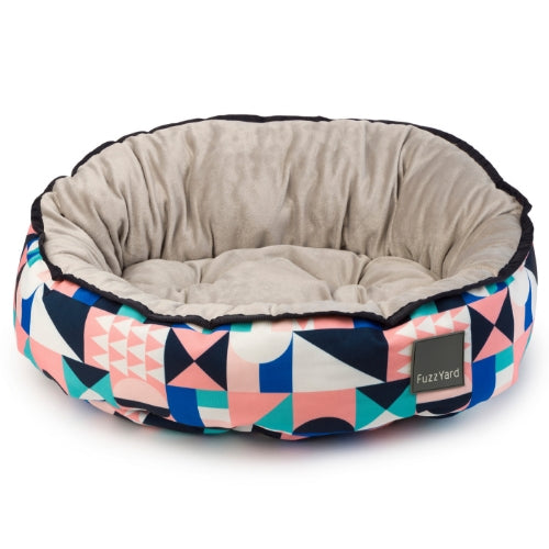 FuzzYard Yuwono Reversible Dog Bed | Luxury dog Bed | Barks & Bunnies