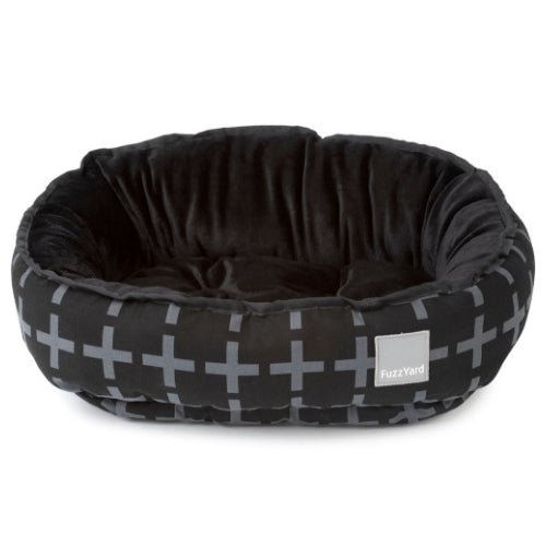 FuzzYard Yeezy Reversible Dog Bed | Luxury dog Bed | Barks & Bunnies