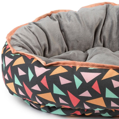 FuzzYard Rad Reversible Dog Bed | Luxury dog Bed | Barks & Bunnies