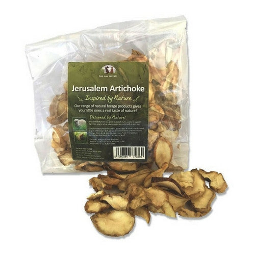 The Hay Experts Jerusalem Artichoke, Treats for Rabbits | Barks & Bunnies
