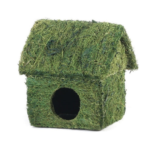 Happy Pet Nature First Coco Clubhouse for Small Animals | Barks & Bunnies