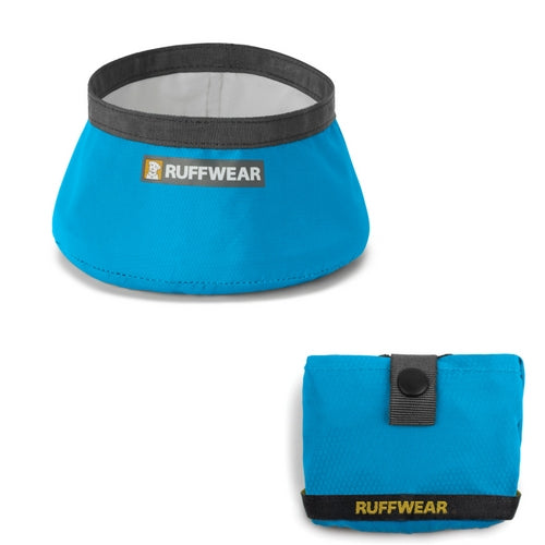 Ruffwear Trail Runner Bowl, Compact Portable Dog Bowl | Barks & Bunnie