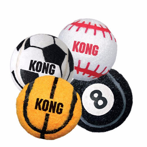 Kong Sports Balls by Kong Dog Toys UK | Barks & Bunnies