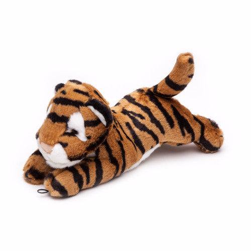 Boomer Tiger Fluff & Tuff durable, tough, plush dog toy | Barks & Bunnies