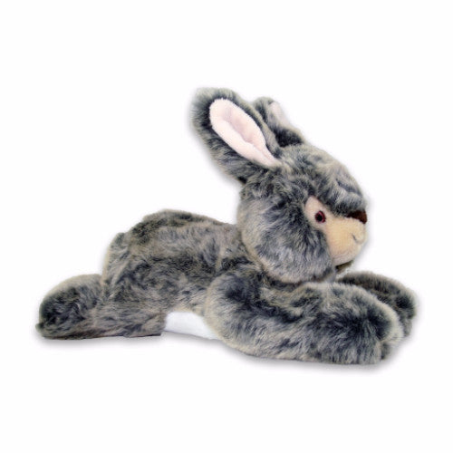 Fluff & Tuff Walter Rabbit, Durable Plush Dog Toys | Barks & Bunnies