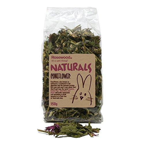 Rosewood Naturals Coneflower, Herbs for Rabbits | Barks & Bunnies
