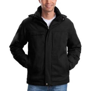 3-in-1 Jacket Black Jacket