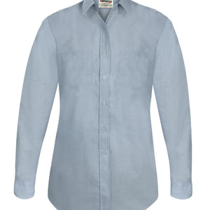 Elbeco Long Sleeve Blue Shirt