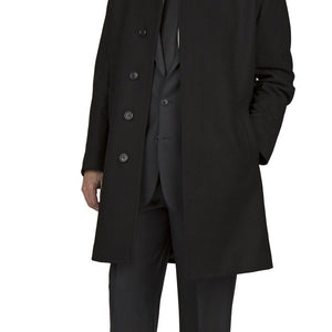 Mateo Melton Wool Coat