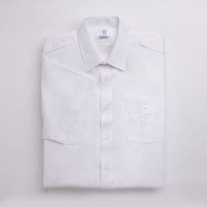 Open Pocket Short Sleeve Shirt