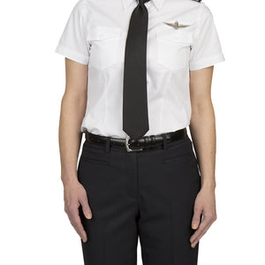 Stephanie Fitted Short Sleeve Shirt
