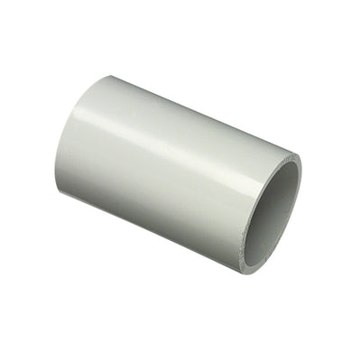 25mm Conduit Coupling Plain to Plain - Pack of 50