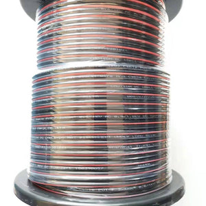 Solar DC Cable 6mm Twin 100m Roll