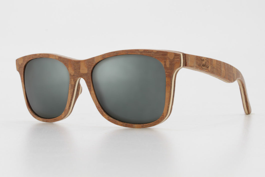 Shore Leopardwood Frames