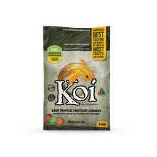 Koi Cbd Tropical Gummies Sour