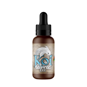 Koi Naturals Hemp Extract Cbd Tincture Peppermint