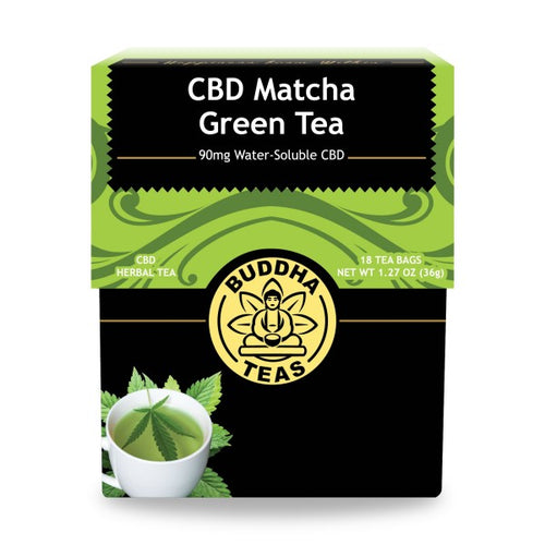 Buddha Teas - Matcha Green Tea