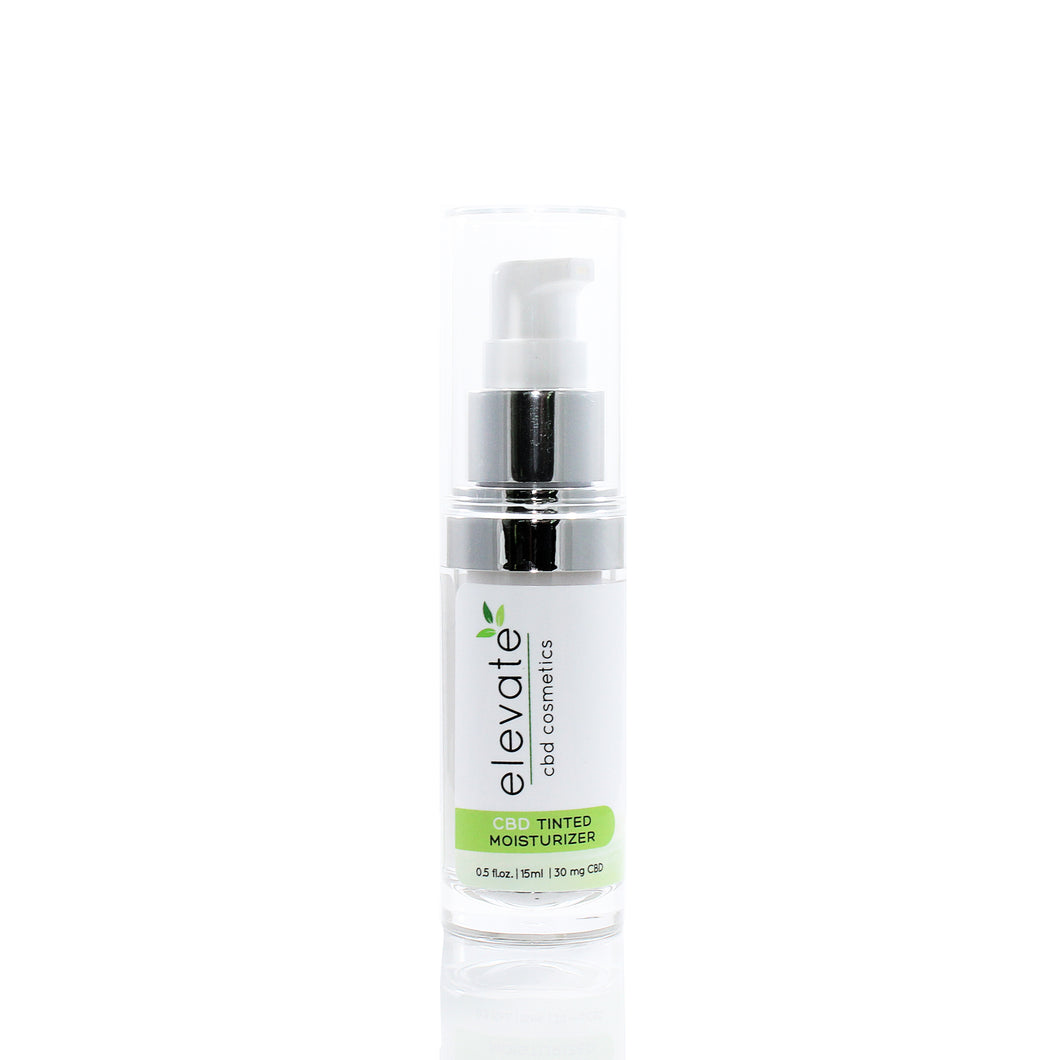 Elevate CBD Tinted Moisturizer with CBD oil from Serenity Potions