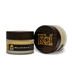 Koi hemp lotion healing balm from Serenity Potions