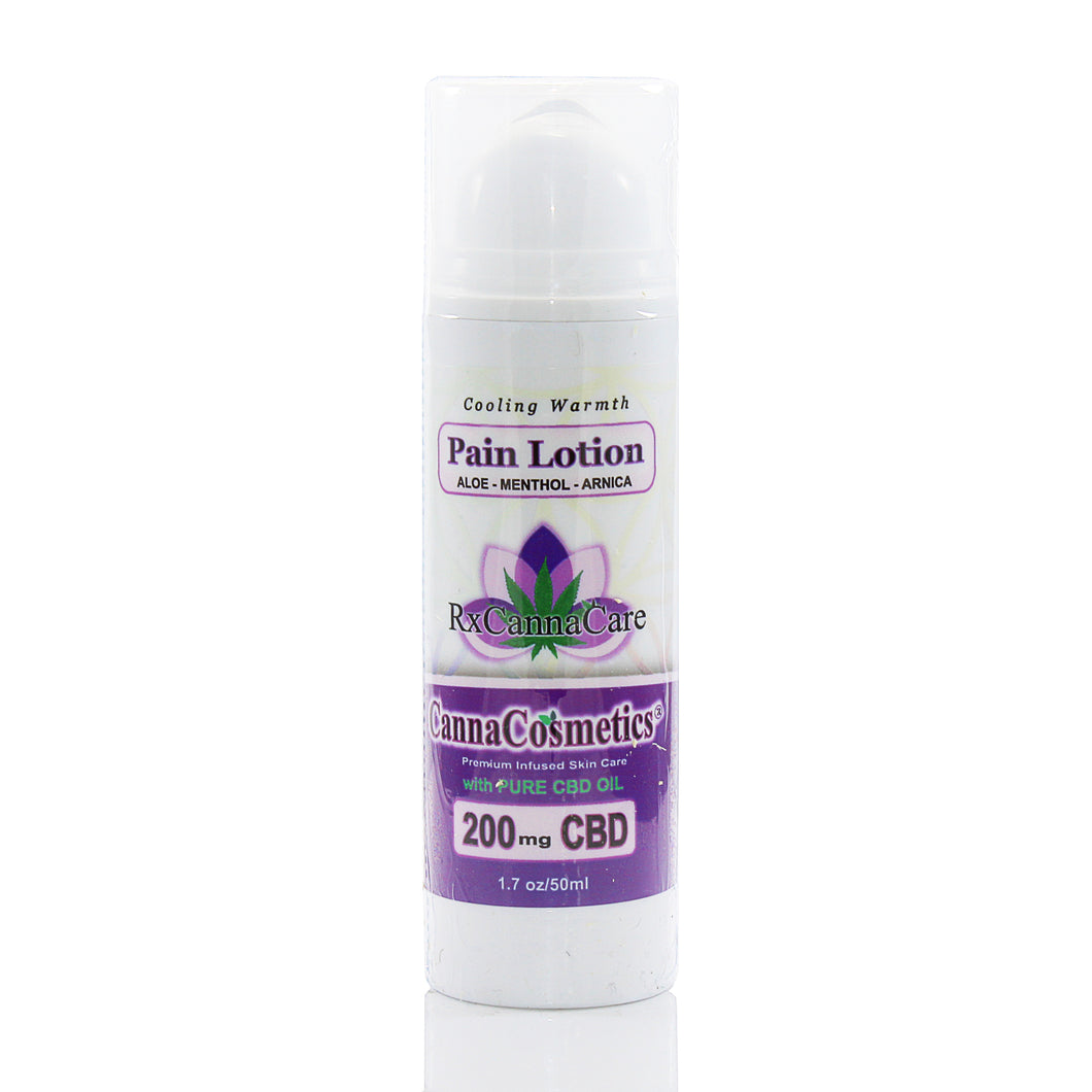 CBD topical cream for pain relief