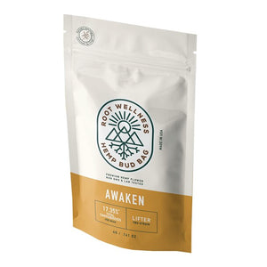 Root Wellness - Awaken Bud Bag