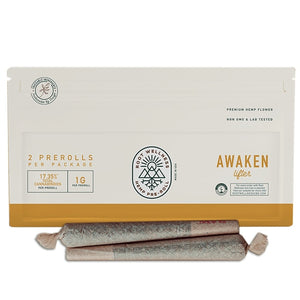 Root Wellness - Awaken Pre-roll 2-pack