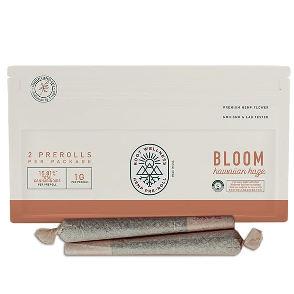 Root Wellness - Bloom Pre-roll 2-pack