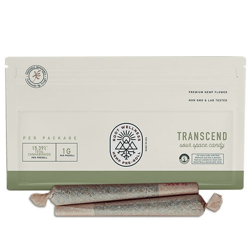 Root Wellness - Transcend Pre-roll 2-pa