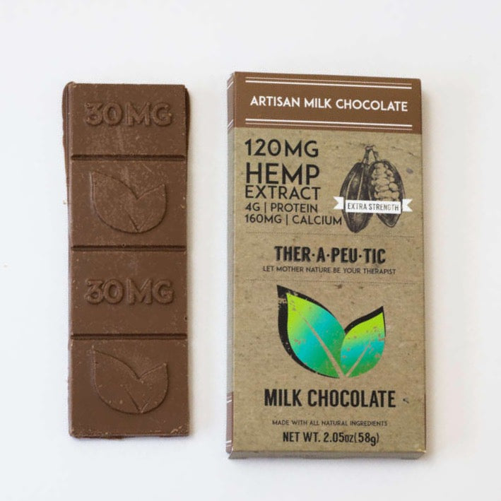 Therapeutic Treats - Milk Chocolate