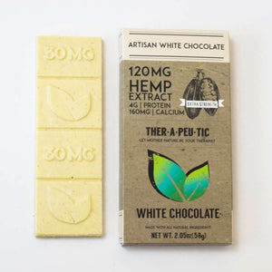 Therapeutic Treats - White Chocolate