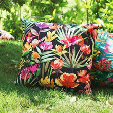 Flowers' Paradise 100% Cotton Cushion 50 x 50 cm